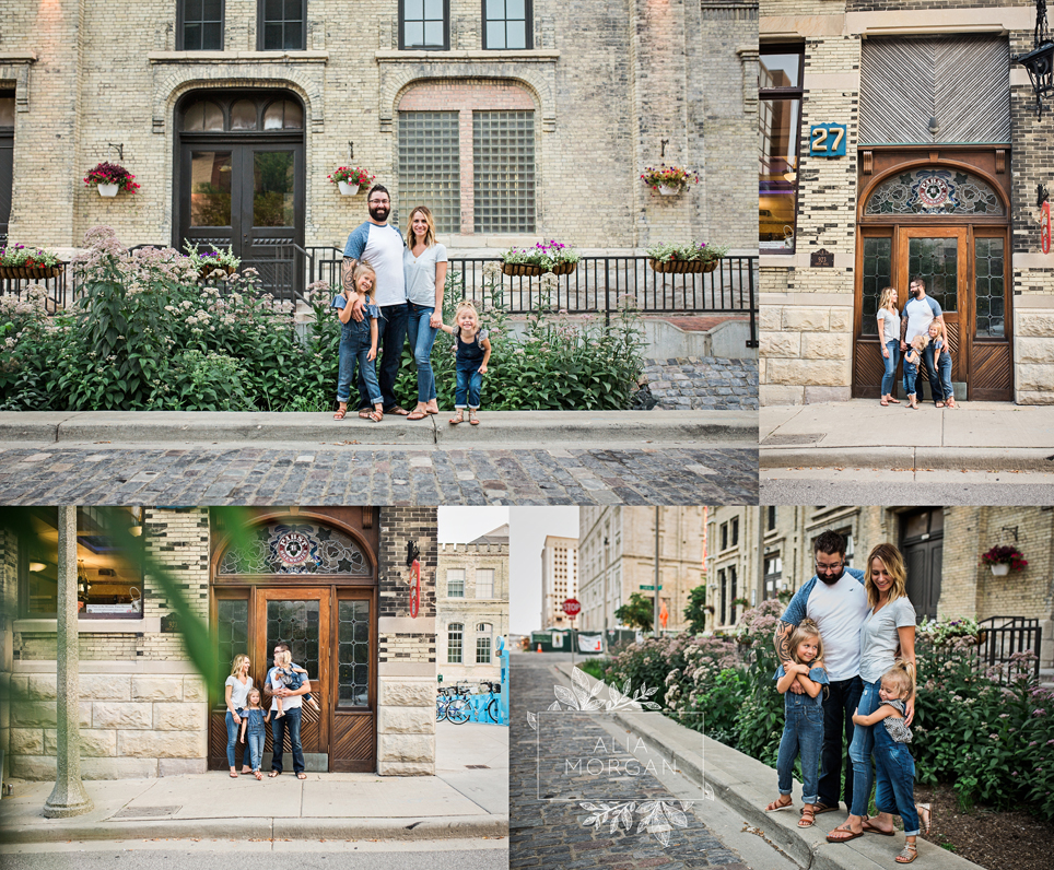 Pabst Milwaukee Family Photo Session